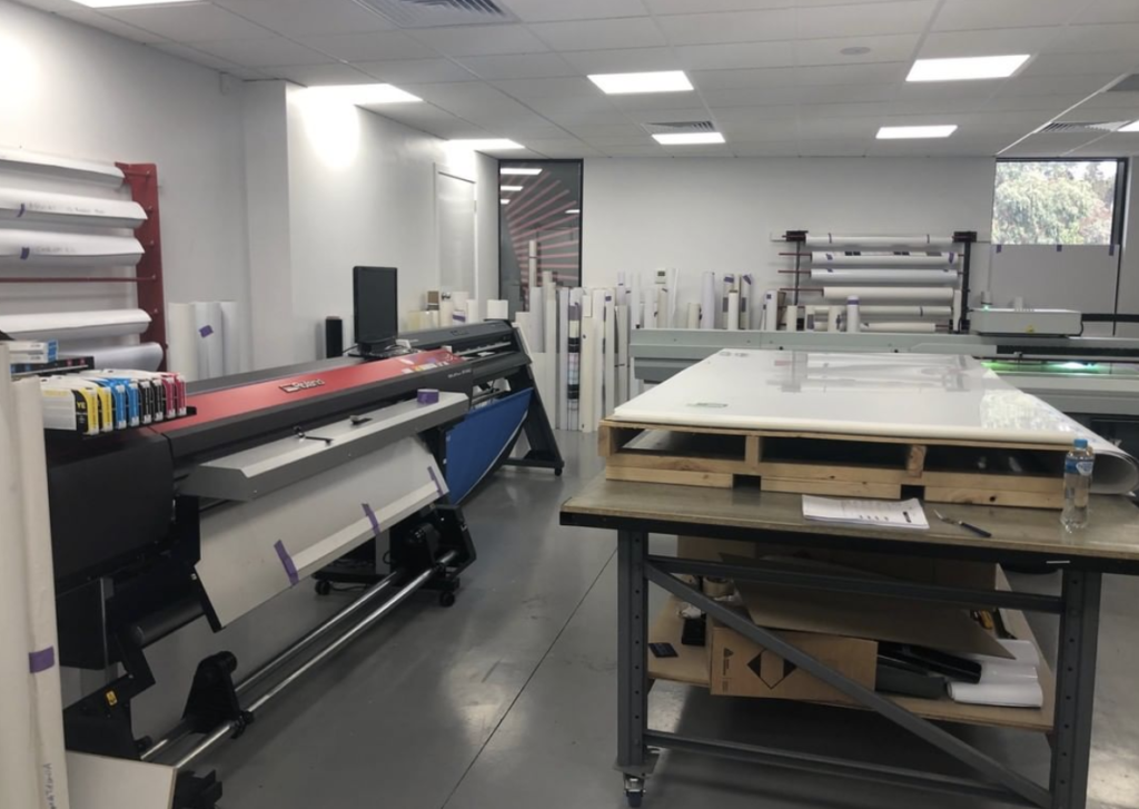 printing and signage melbourne
